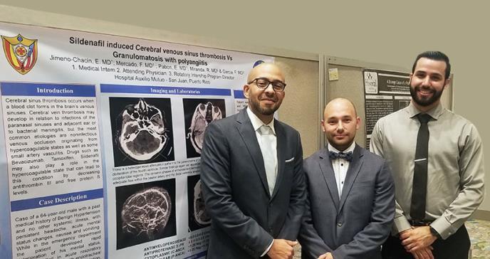 Uso indiscriminado de viagra ocasiona trombosis cerebral en paciente de 64 años