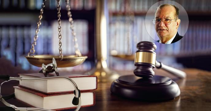"""La """"impericia legal"""" que alejó al Dr. Vázquez Quintana del quirófano"""