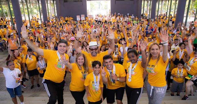 Fundación de Esclerosis Múltiple de Puerto Rico gana el Inspiration Award 2020