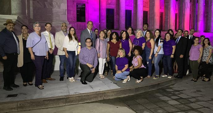 Fundación Hidradenitis Supurativa de Puerto Rico aboga por sus derechos en El Capitolio