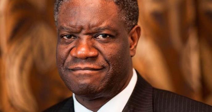 Ginecólogo congoleño gana Nobel de Paz