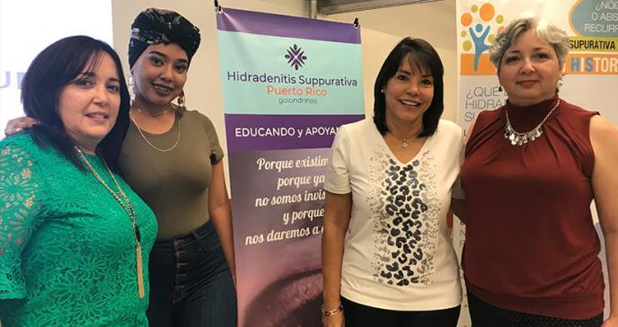 Hidradenitis supurativa: testimonios de una familia