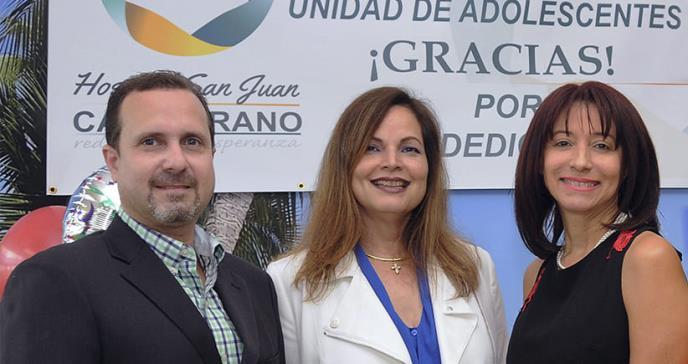 Hospital San Juan Capestrano celebra el quinto aniversario de la Unidad de Adolescentes
