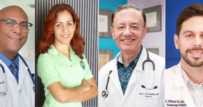 Puerto Rico celebra la primera convención virtual para pediatras
