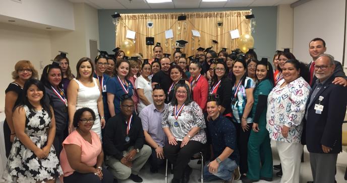 Graduados los primeros enfermeros puertorriqueños certificados en la donación de órganos