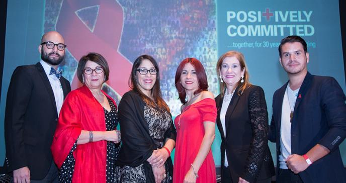 Merck conmemora 30 años de compromiso con los pacientes de VIH