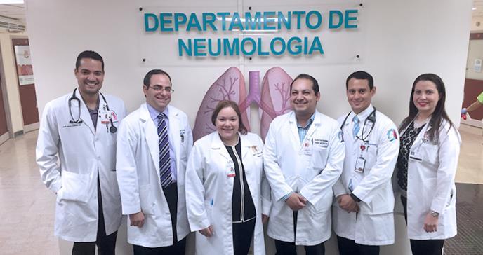 Hospital Municipal graduará por primera vez neumólogos especializados en cuidado crítico