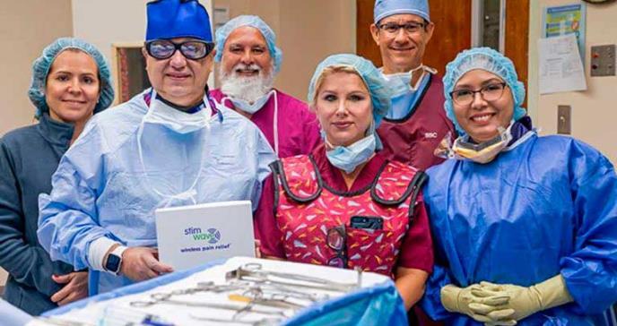 Se implanta primer dispositivo de estimulación de médula espinal en Puerto Rico