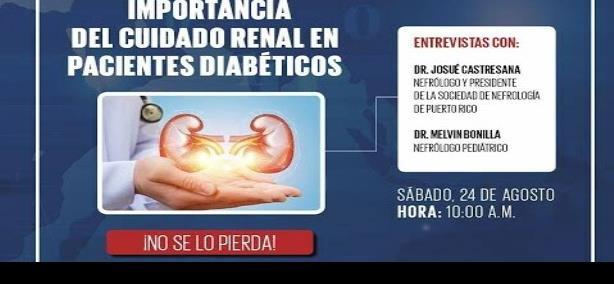 Importancia del cuidado renal en pacientes diabéticos