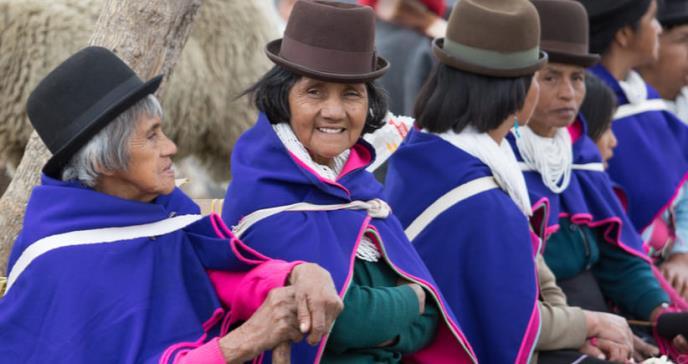 Indígenas de Colombia en alto riesgo de contraer el coronavirus