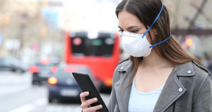 La sobredosis informativa por coronavirus también amenaza la salud