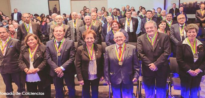 Investigadores de Colombia son reconocidos por Colciencias
