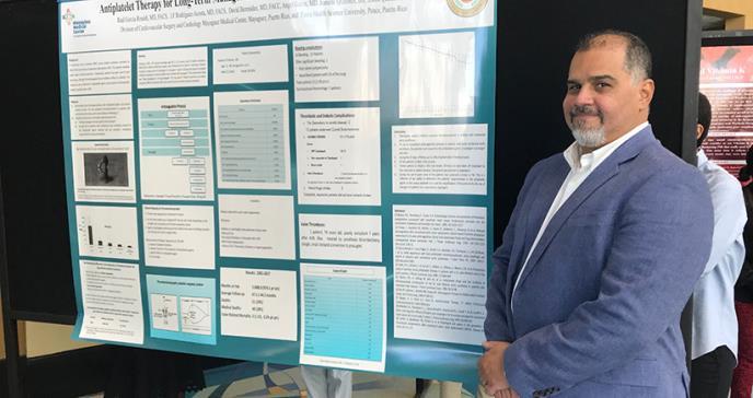 Investigadores del Mayagüez Medical Center revolucionan tratamiento con prótesis mecánica aórtica