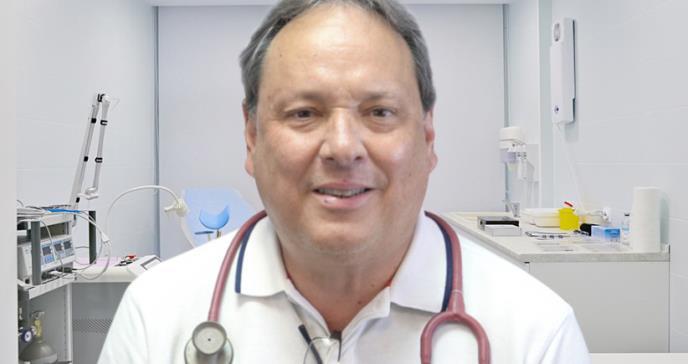 """Dr. Jorge González: """"la enfermedad aterosclerótica es la más común de las coronarias, caracterizada por la formación de una placa"""""""