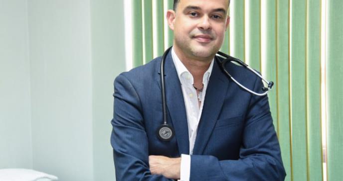 """Dr. García Mateo: """"El 96% de los pacientes que tienen insuficiencia renal no lo saben"""""""