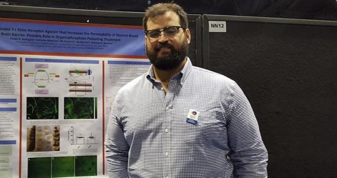 Joven boricua es nombrado Embajador de la Sociedad Americana de Farmacología en Ciencias Médicas