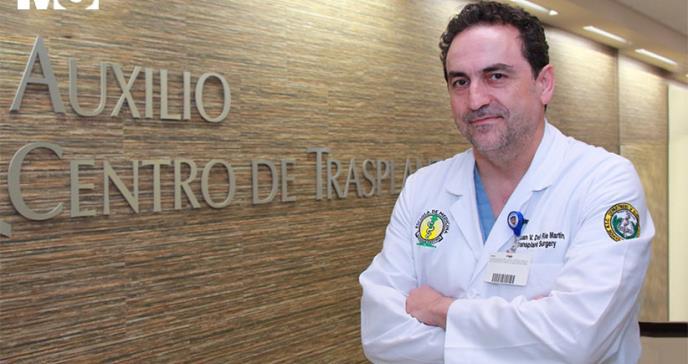 Hecho relevante en Puerto Rico:  cuatro trasplantes de hígado en 48 horas