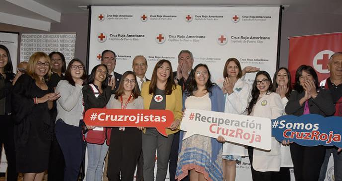 La Cruz Roja en alianza con el RCM atenderán a la población vulnerable de Puerto Rico