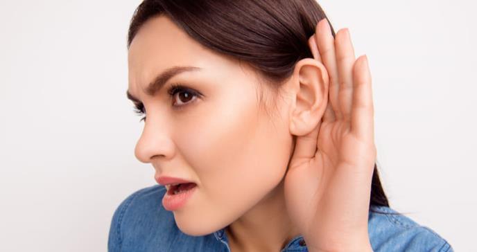 Una rara enfermedad no permite escuchar la voz de los hombres