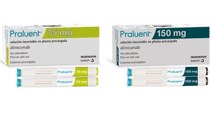 La FDA aprueba el Praluent® (alirocumab) para prevenir ataques cardíacos, accidentes cerebrovasculares y angina inestable