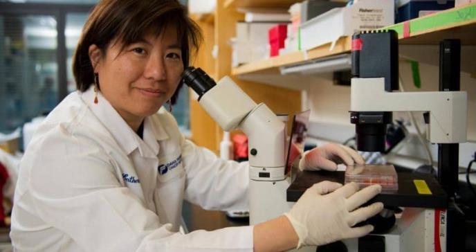 La mujer que desarrolla la vacuna contra el cáncer