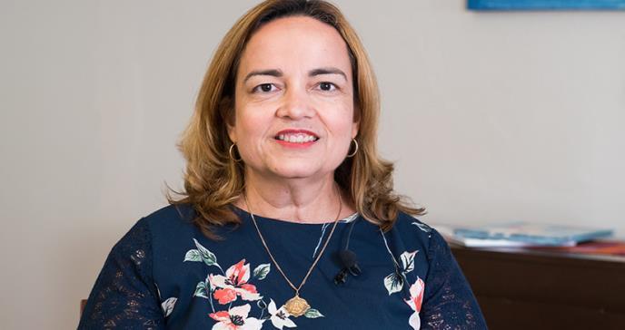 Leticia López, la paciente de psoriasis que dirige asociación en pro de pacientes con la enfermedad