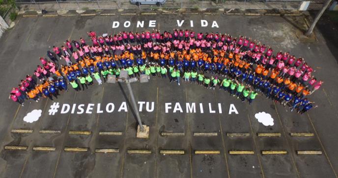 #Díseloatufamilia, la nueva campaña que conciencia sobre la donación de órganos