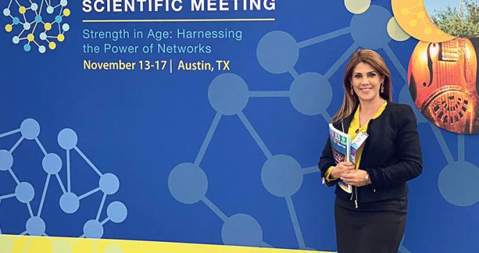 Primera periodista puertorriqueña en participar en cumbre científica en EE.UU.