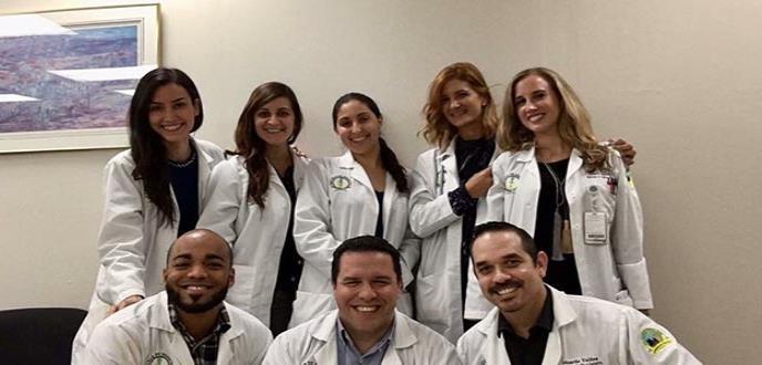 Por encima del estándar nacional los residentes de Medicina de Familia del Recinto de Ciencias Médicas