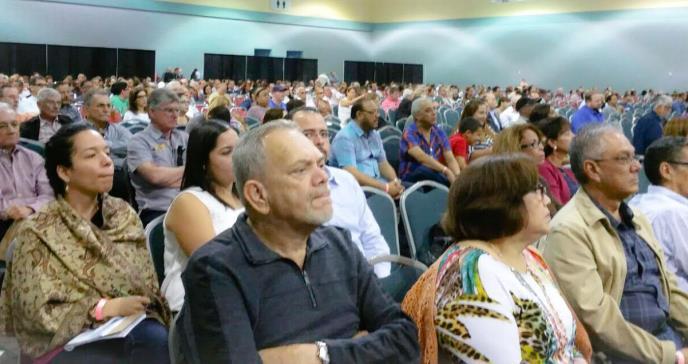 Médicos actualizan conocimientos tras celebración de la décimocuarta Convención del Colegio de Médicos Cirujanos
