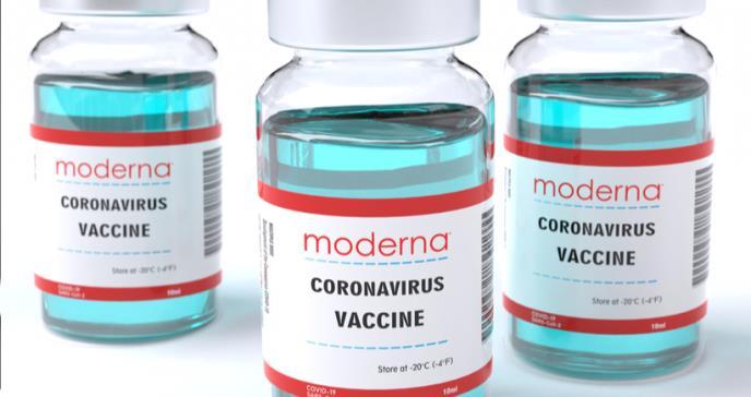 FDA aprueba la vacuna de Moderna contra el COVID-19