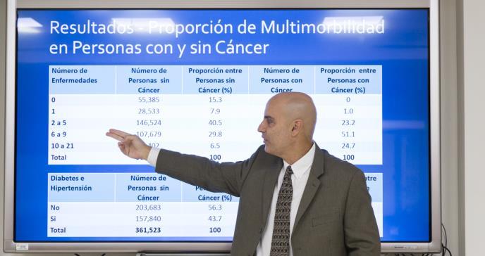 Costoso el tratamiento de cáncer para los envejecientes puertorriqueños