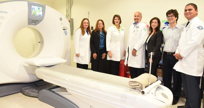 Centro de imágenes abre nuevas posibilidades a estudios de salud en Puerto Rico