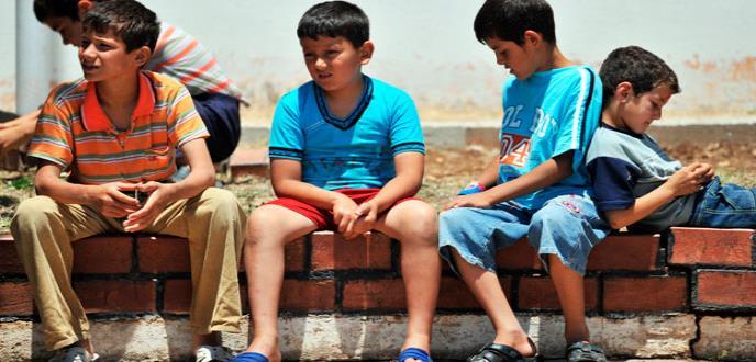 Desgarradora grabación de niños separados de sus padres inmigrantes en EE.UU.
