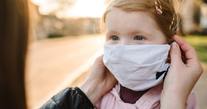Población pediátrica y el bajo riesgo de padecer síntomas crónicos por COVID-19