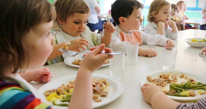Asegurar la nutrición de los niños es fundamental durante la pandemia por COVID-19