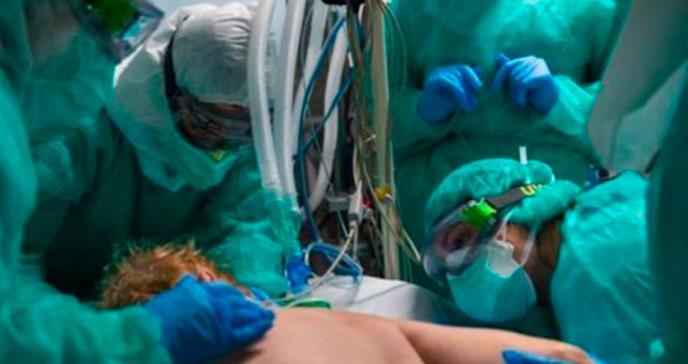 OMS recomienda técnica para salvar la vida de pacientes con SDRA contagiados por el COVID-19