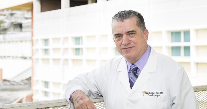 Caídas: segunda causa de trauma en Puerto Rico