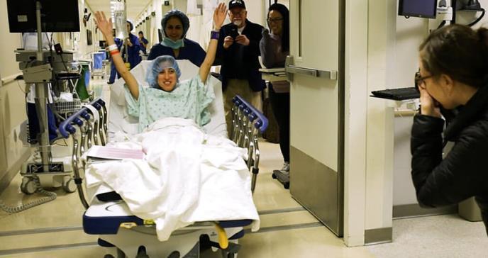 Paciente con VIH dona por primera vez un órgano
