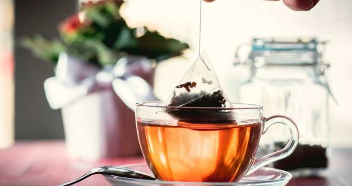 Personas que consumen té vivirían más tiempo, según estudio