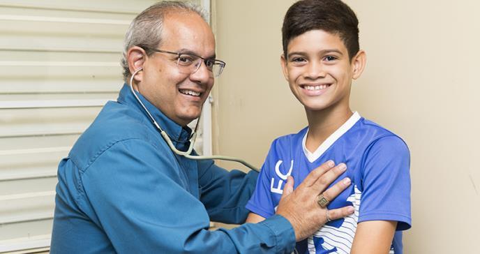 """Dr. José Berdecía: """"La perseverancia es la base del éxito"""""""
