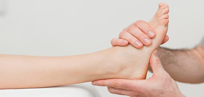 El pie plano flexible no es motivo de alarma y se puede curar fácilmente