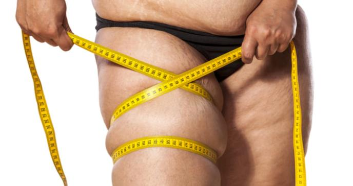 Por qué es mejor tener grasa en las piernas que en la barriga