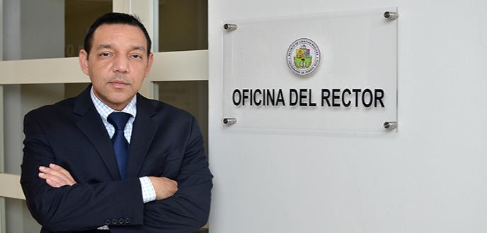 Claro en su propósito de servicio el rector interino del Recinto de Ciencias Médicas de la UPR