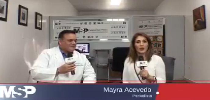 Entrevista con el Dr. José Santiago