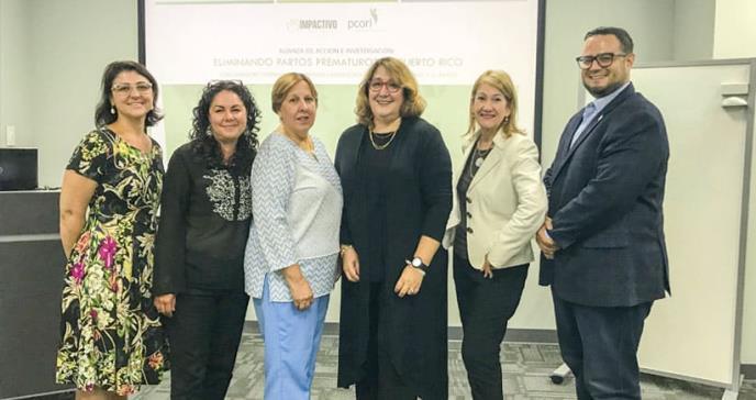 Presentan proyecto sobre el cuidado prenatal grupal ante una emergencia