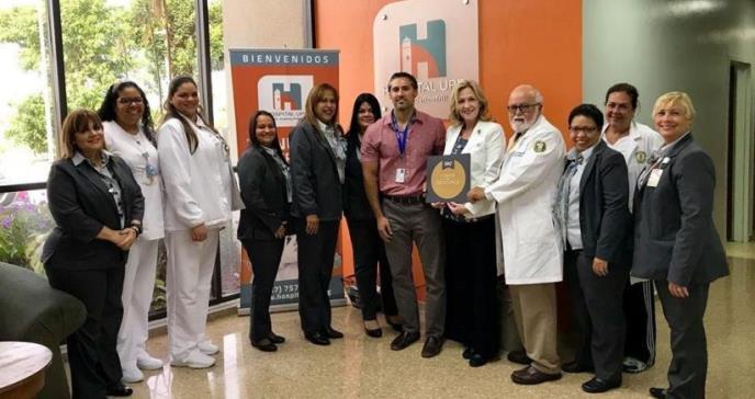 Prestigiosa acreditación al Programa de Cirugía Bariátrica del Hospital de la UPR