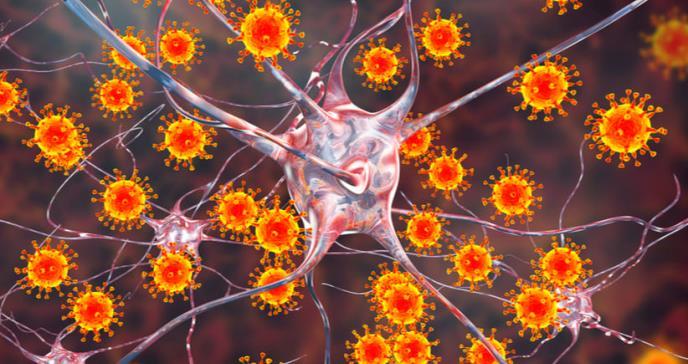 Informan primer caso presuntivo de encefalitis relacionado con COVID-19