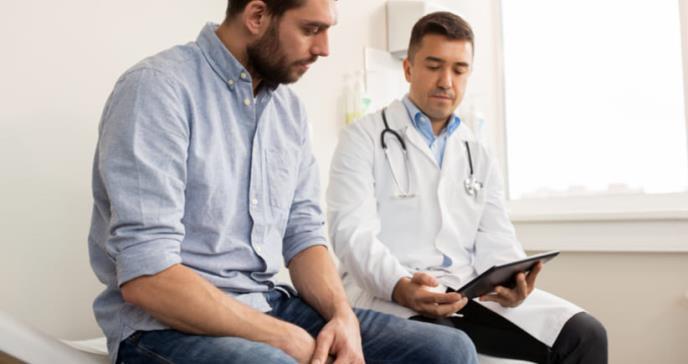 Problemas de salud en hombres homosexuales y hombres que tienen relaciones sexuales con hombres