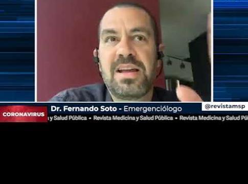 Protocolos en salas de emergencia para pacienes con COVID-19